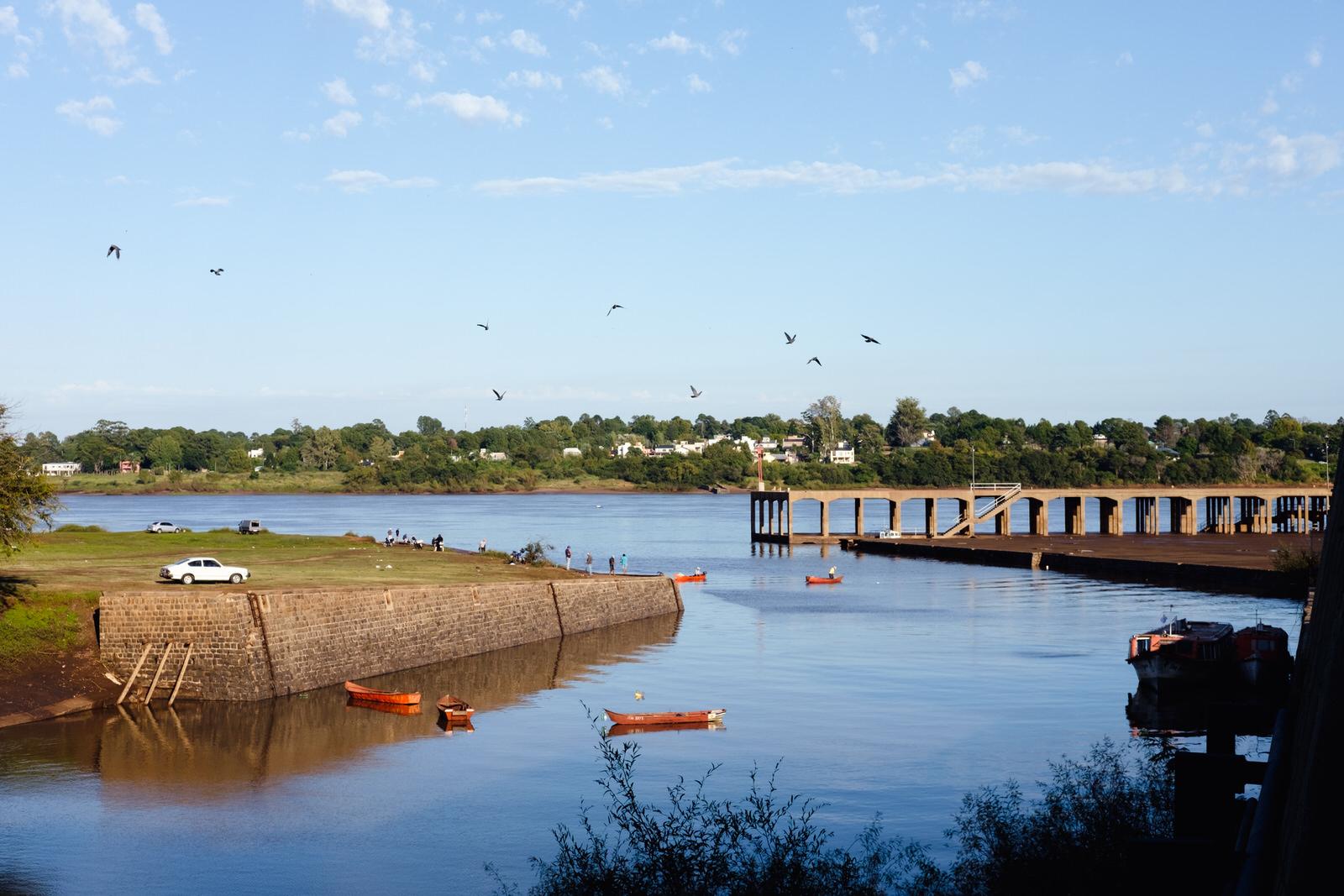 Conhecendo Salto no Uruguai