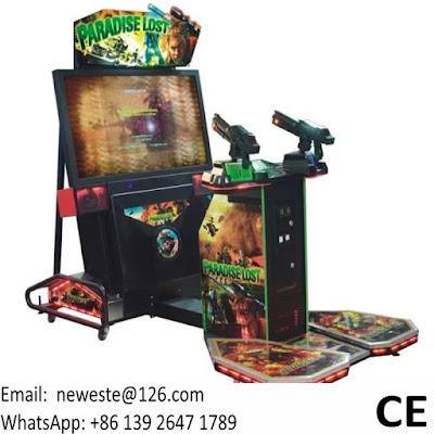 игровой автомат paradise lost arcade machine