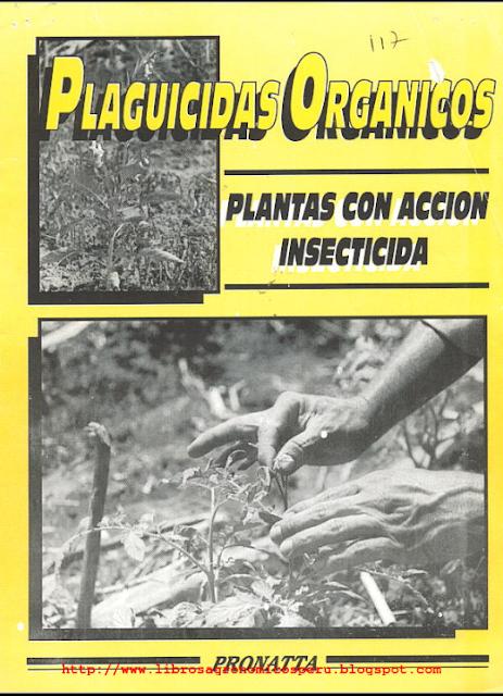 Tipos de insecticidas que hay y para qu sirven - De Todo