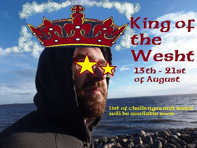 king of the wesht competition craic skateboarding galway