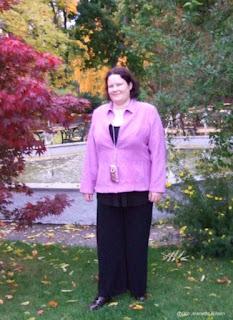 Gro Jeanette Nilsen, på landsmøte med bløderforeningen.
