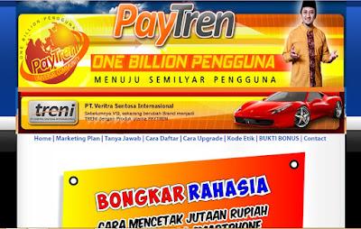 Jasa Blog PayTren Murah