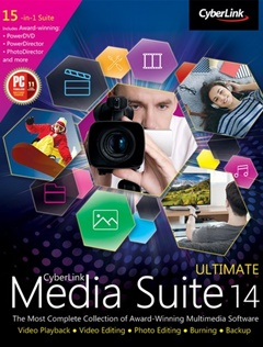 CyberLink Media Suite Ultimate 14.0.0627.0