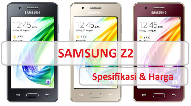 HP Samsung Z2