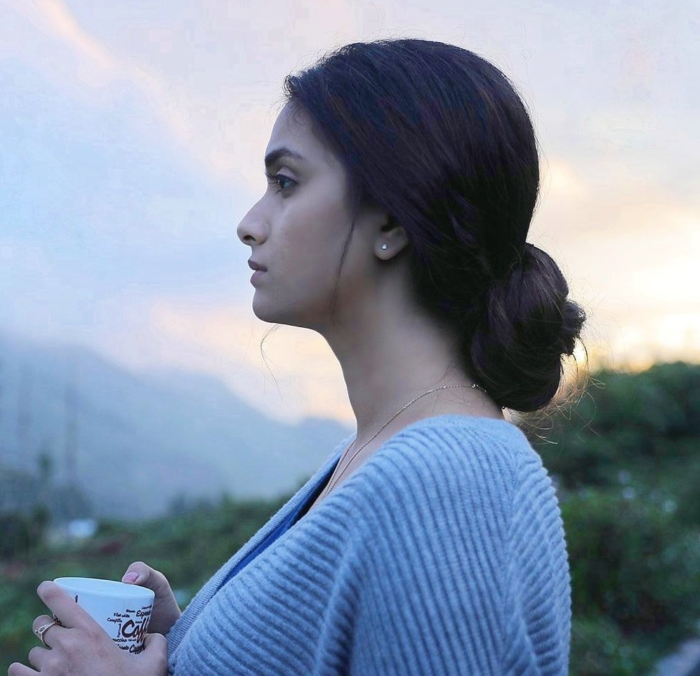 Keerthy Suresh with Cute and Awesome Expressions in Penguin 2