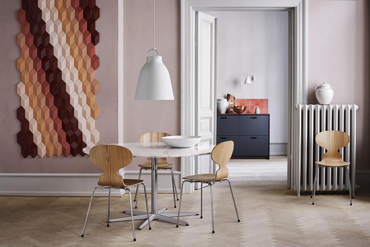 Tapeten Trend Minimalist : Trend alert interior design marble mania patchwork à porter