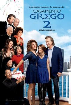 Casamento Grego 2 BDrip Dual Áudio + Torrent 720p e 1080p Baixar