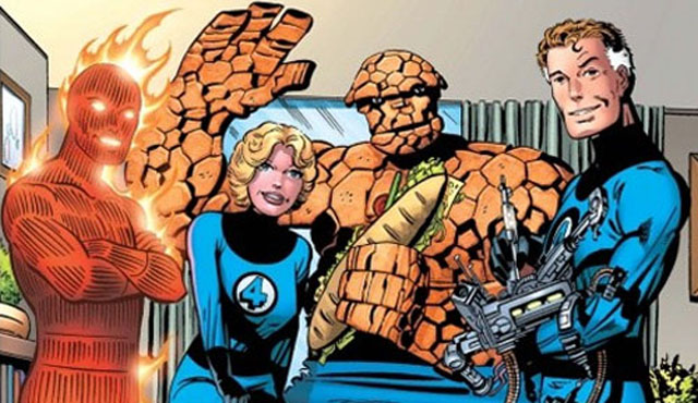 23+ Anggota Fantastic Four, dari Mr. Fantastic sampai Franklin Richards