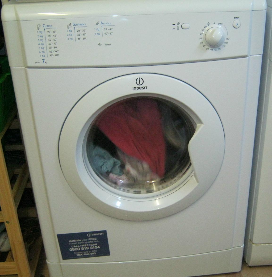 Person Tumble Dryer ~ New indesit tumble dryer bit excited if i m honest