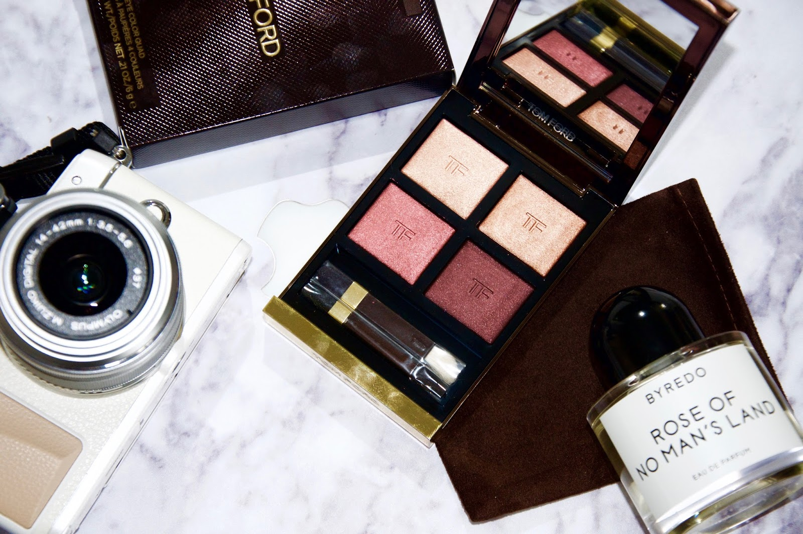 THE REVIEW: TOM FORD HONEYMOON EYE COLOUR QUAD FOR SPRING 2016