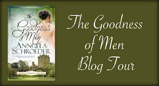 Blog Tour - The Goodness of Men by Anngela Schroeder