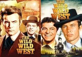 deux beaux gosses dans les mystères de l'ouest sur lacn