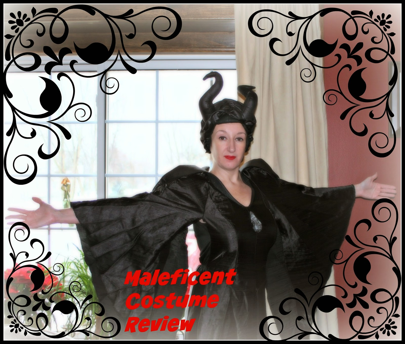 costume review, Maleficent, dress up