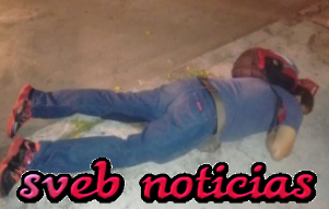 Un ejecutado este Domingo en Lerdo de Tejada Veracruz
