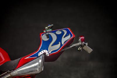 Asiento monoplaza Ducati