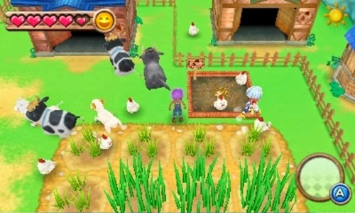 Game Theory: Hometown Story, Harvest Moon, and capitalist ...