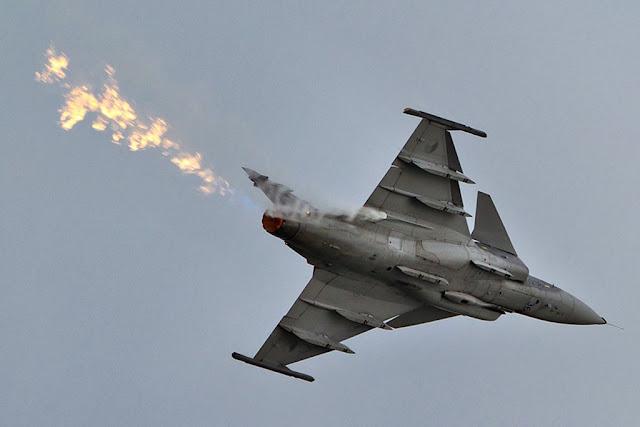 Czech Gripen Airshow Schedule 2018