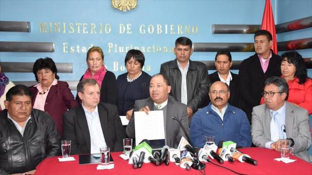 Gobierno boliviano y los médicos pactan el fin de las huelgas