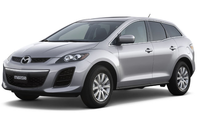 moderate cars mazda cx7. Black Bedroom Furniture Sets. Home Design Ideas