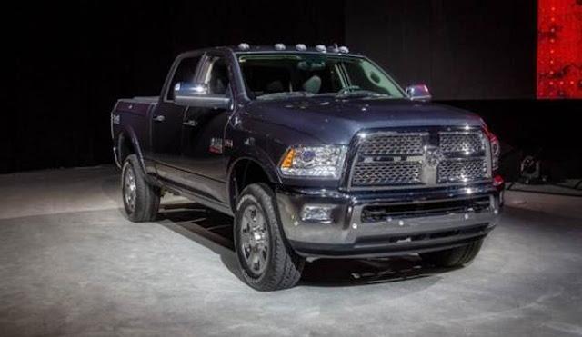 2018 Ram 2500 Diesel Redesign
