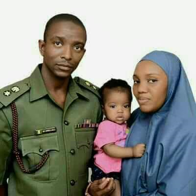 FG Honours Fallen Nigerian Here, late Lt. Col. Abu Ali, names new Nigerian Army shooting range at Sambisa Forest after him