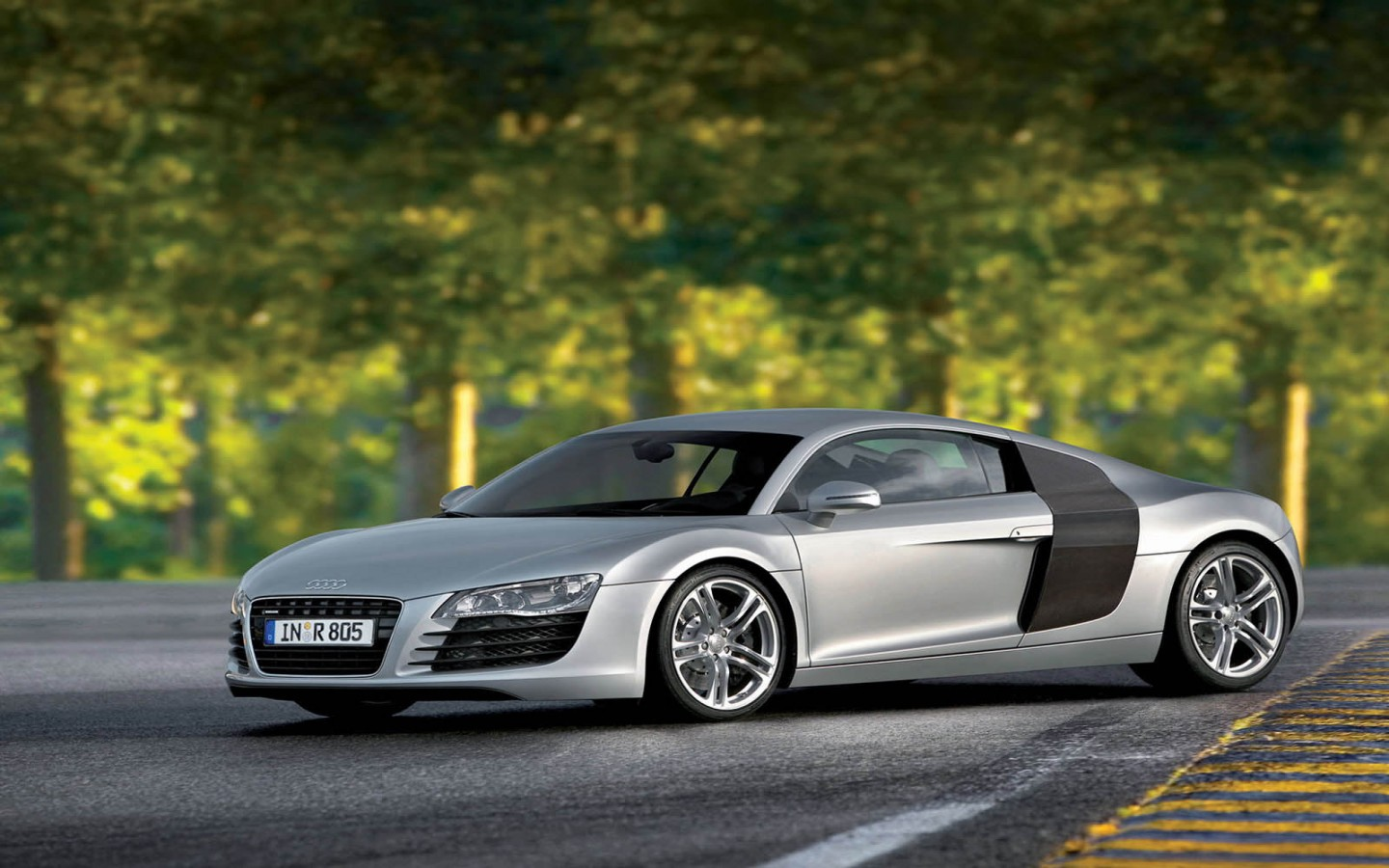HD Car Wallpapers: Audi R8 HD Wallpaper