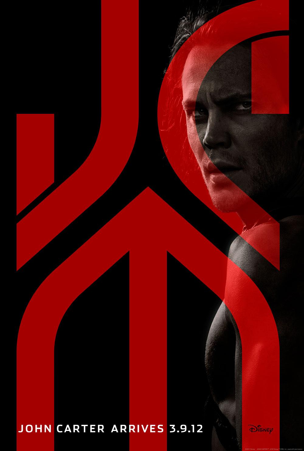 John Carter Movie Teaser Trailer
