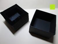 Box innen: Philippi Parkscheinhalter und Münzhalter EMMA
