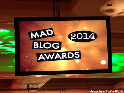 The MAD Blog Awards 2014