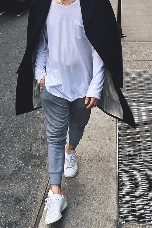 Exceptionnel Macho Moda - Blog de Moda Masculina: Looks Masculinos com Adidas  IZ69