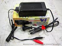 Cas Aki Otomatis ViscoDry Output DC 12 Volt - 2 Ampere