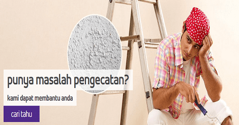 Cat Tembok Asian Paints