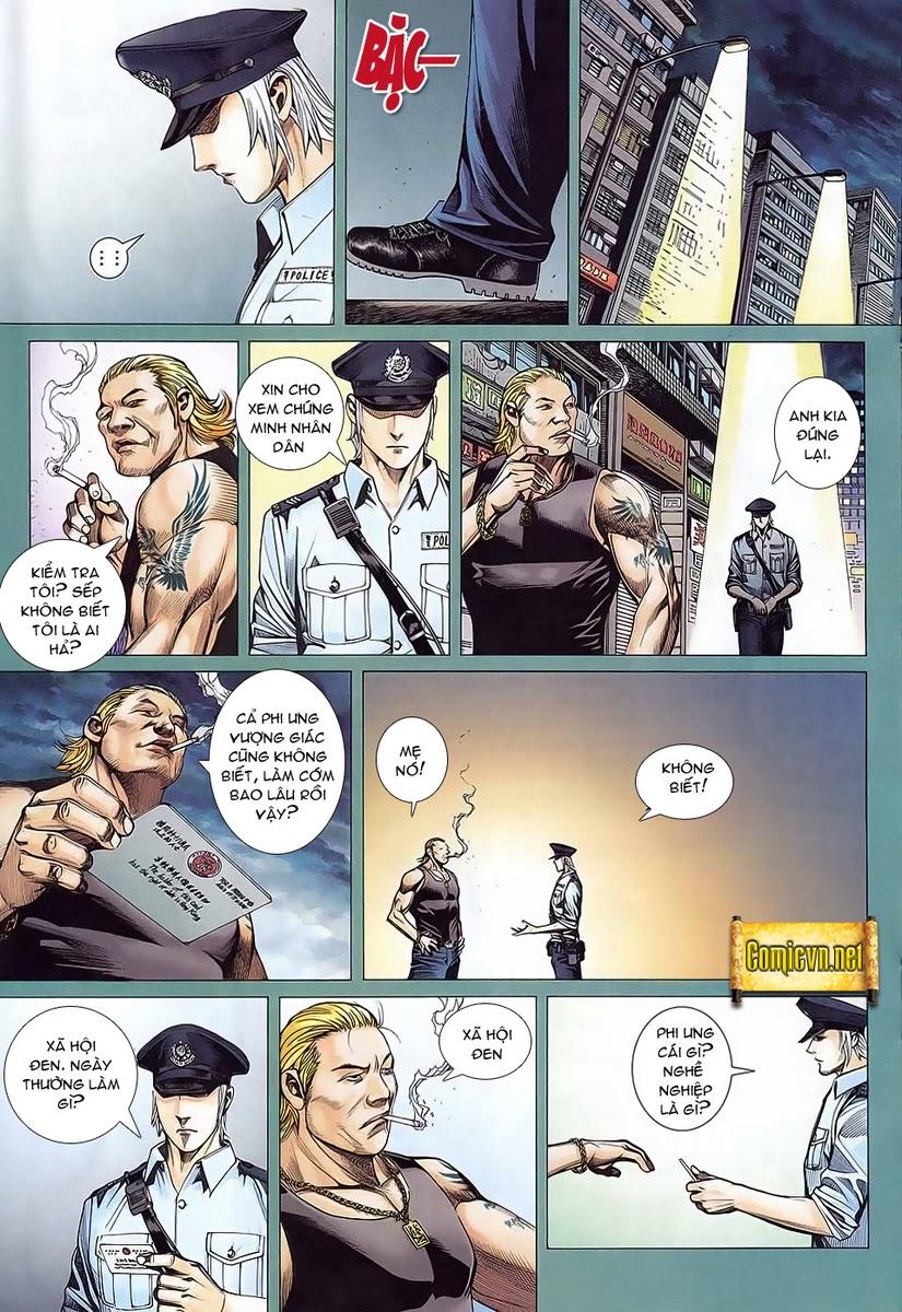 Dã Lang Và Marry chap 2 - Trang 15