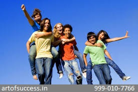 AK Mishra's Art of success for Teenagers