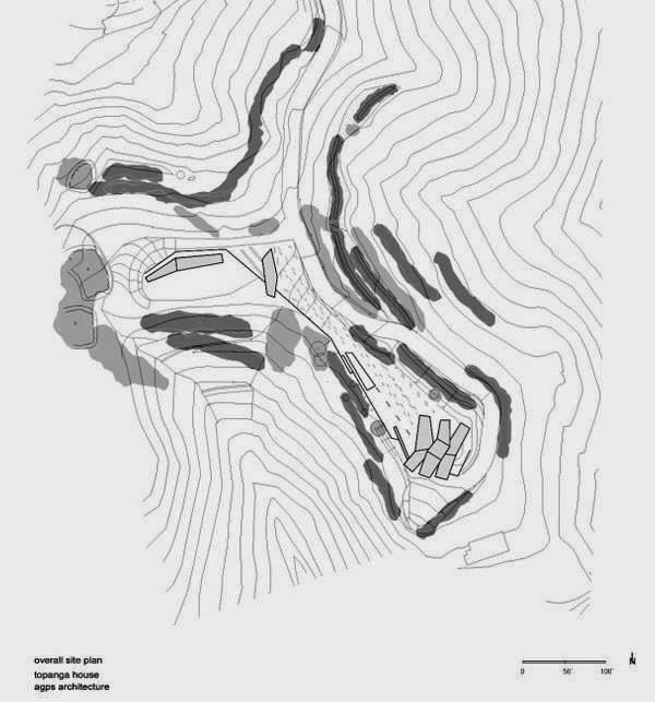 Plano de ubicación y topografía del lugar