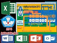Aplikasi Raport Kurikulum 2013 Kelas 4 SD Revisi 2016