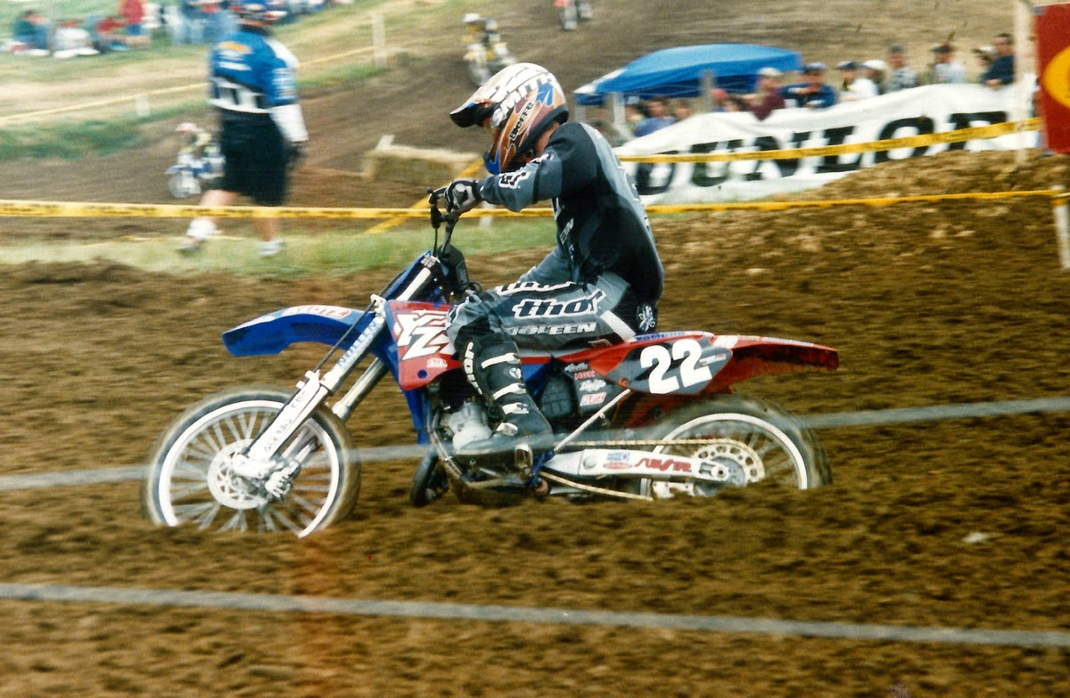 Tim Ferry High Point 1998