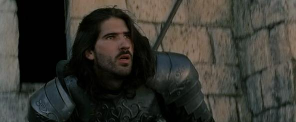 Christian Rivers' cameo in Lord of the Rings