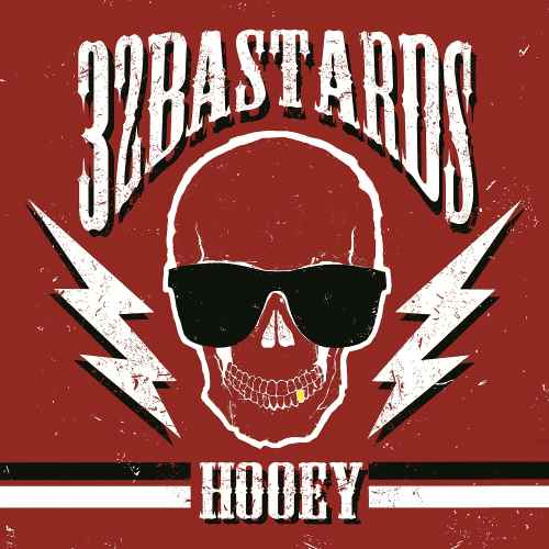 "32BASTARDS: Ακούστε το ντεμπούτο EP τους με τίτλο ""Hooey"""