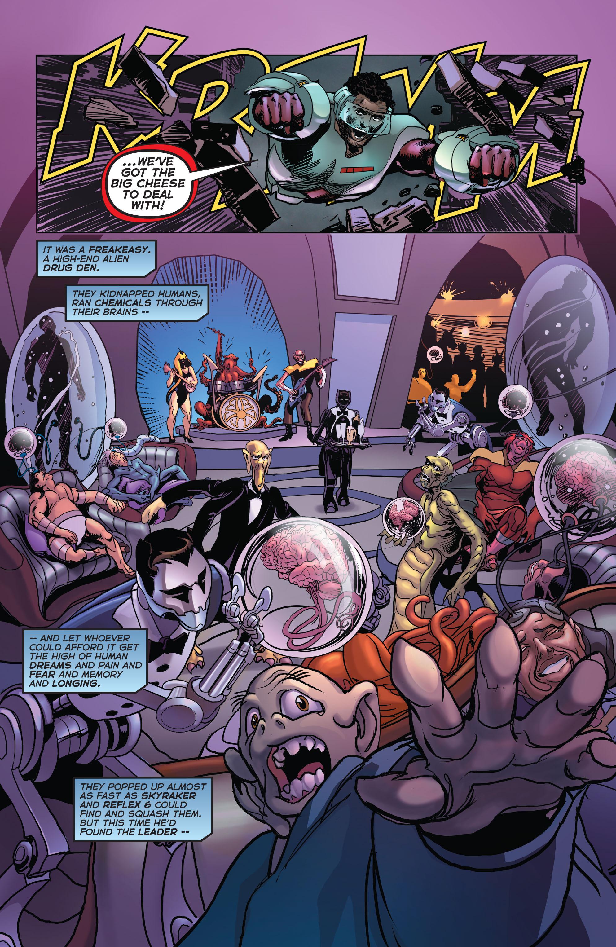 Read online Astro City comic -  Issue #24 - 7