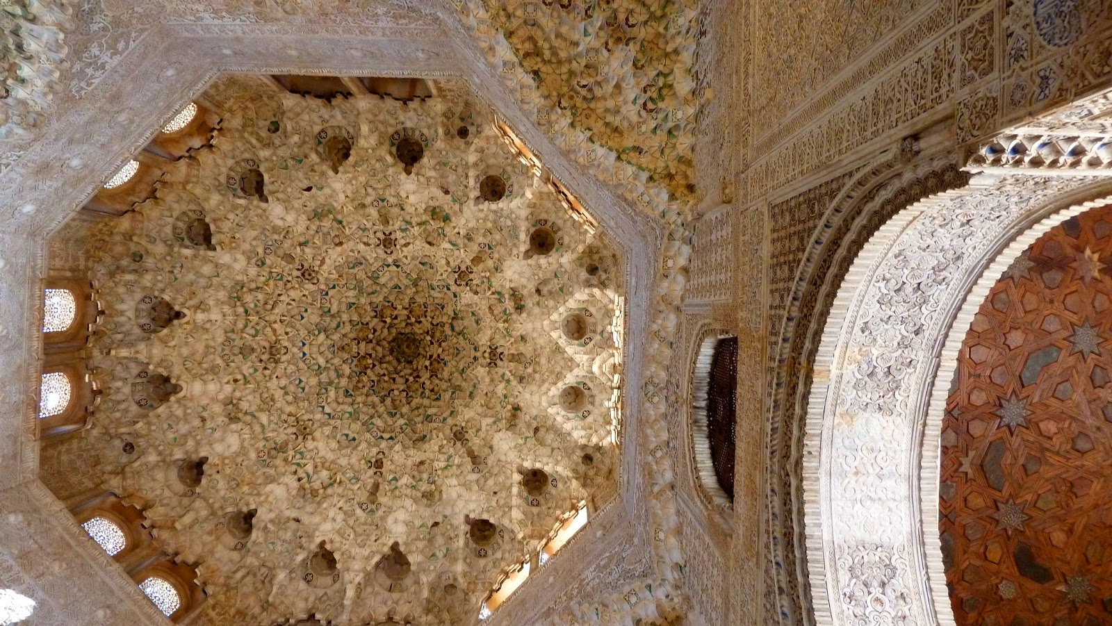 Visit the Alhambra on our Andalucian Guided Bike Tour