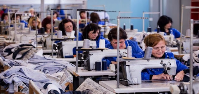Albanians are paid € 2.5 per hour,10 times less than the Europeans
