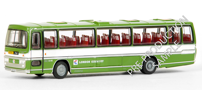 EFE PRE-PRO SAMPLE 15719 - Plaxton Panorama Elite - London Country N.B.C. Registration number MRR 802K, fleet number RN 2. Working route 714 to Dorking. Scheduled for a June Release