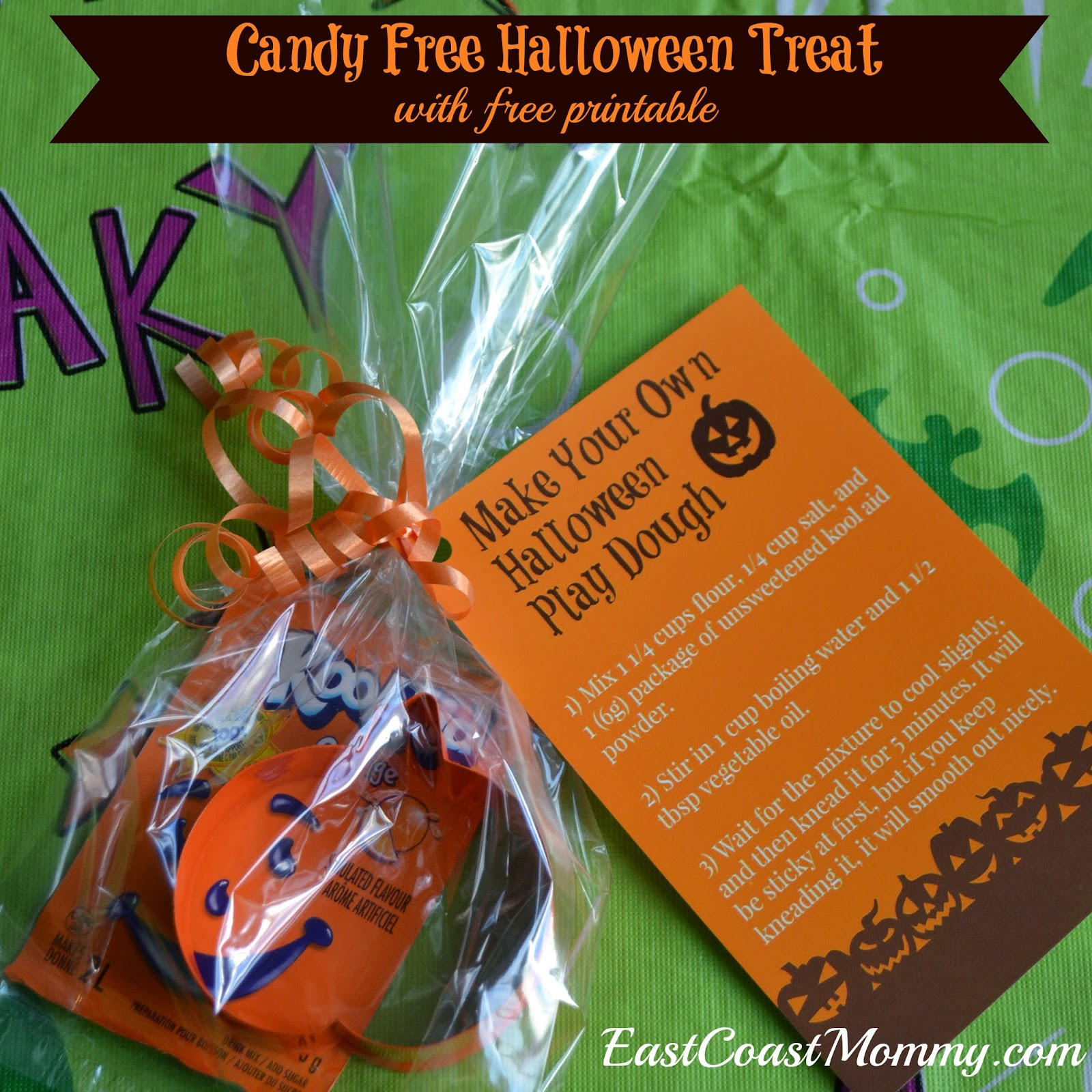 east coast mommy: halloween candy alternatives kids will love
