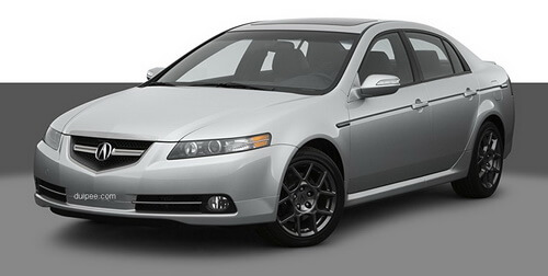 2007 Acura TL Prices, Reviews and Pictures