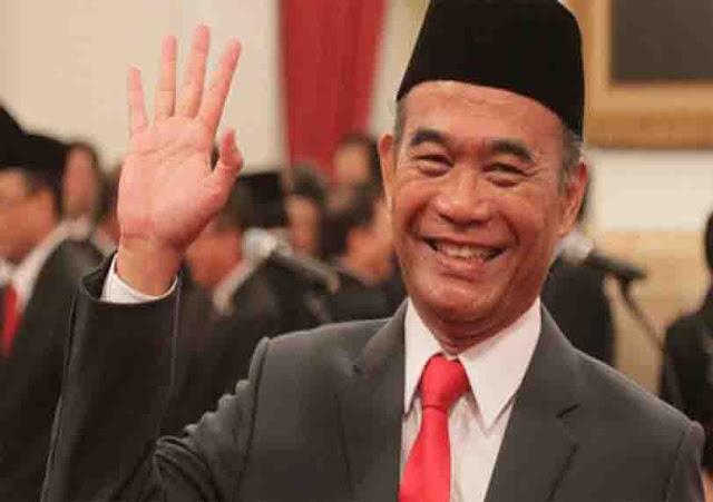Menteri Pendidikan dan Kebudayaan Republik Indonesia