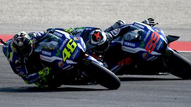 berita motogp Jelang MotoGP Australia, Rossi-Lorenzo, masih khawatir dengan ban