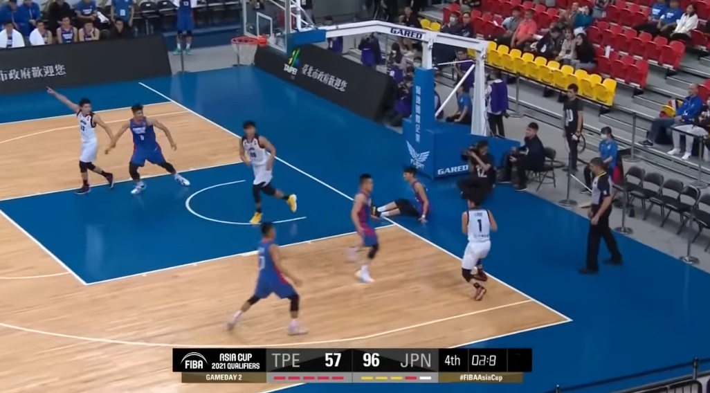 Japan vs. Chinese Taipei (HIGHLIGHTS) 2021 FIBA Asia Cup Qualifiers | 1st Window