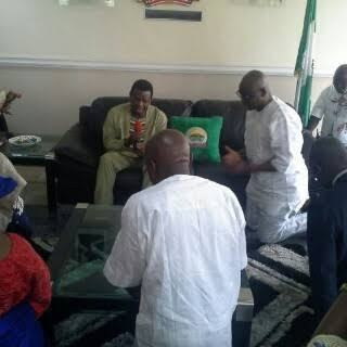 """""""I Hope Other Governors Will Stand For Their People Like Fayose"""" – Pastor Adeboye"""