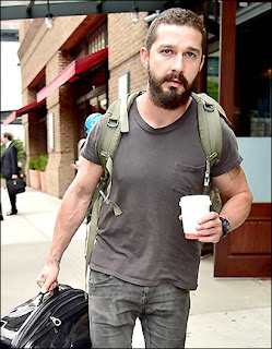 Shia Labeouf strongly slaps to his fan